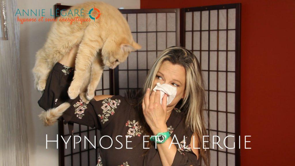 hypnose et allergie